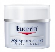 EUCERIN#AQUAporin ACTIVE SPF 25+ arckrém 50 ml