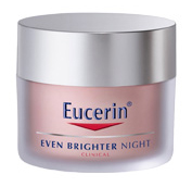 EUCERIN#EVEN BRIGHTER Éjszakai arckrém 50 ml